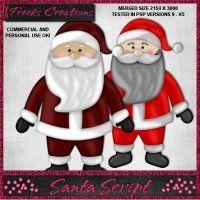 Santa Script [Freeks Creations] - $0.88 : LowBudgetScrapping