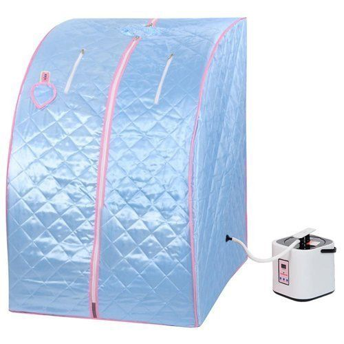 Saunas - 2l Portable Steam Sauna Tent SPA Detox Weight Loss w Chair Blue **  sc 1 st  Pinterest & Saunas - 2l Portable Steam Sauna Tent SPA Detox Weight Loss w ...