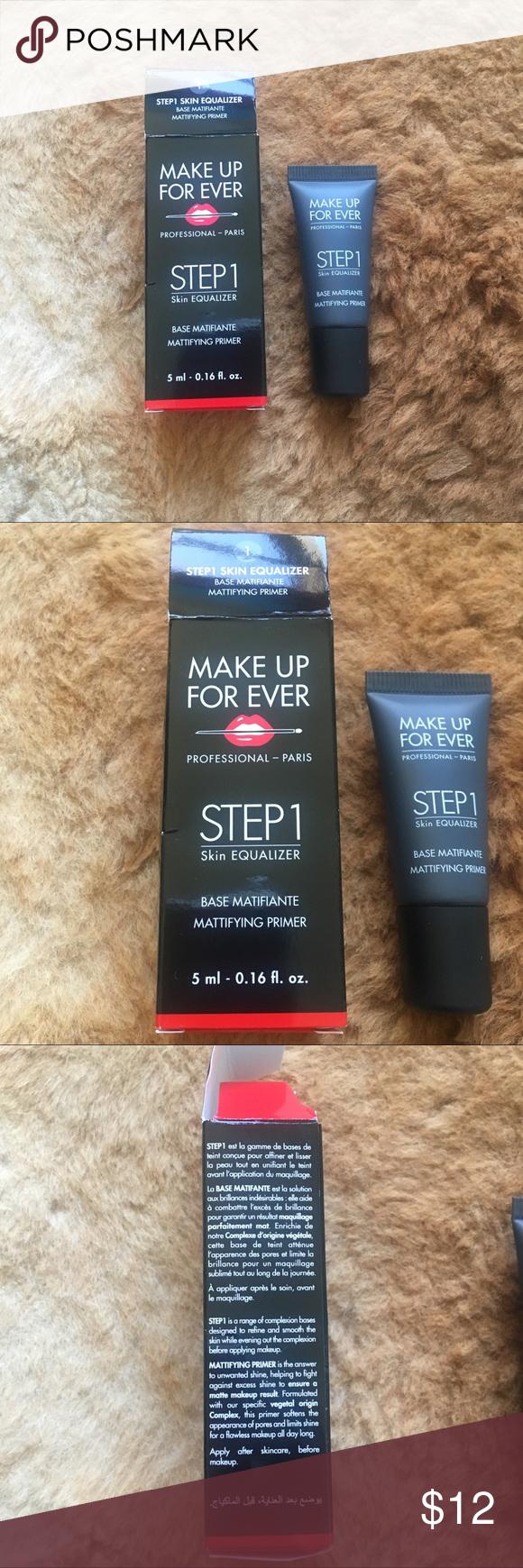 Makeup For Ever Step 1 Skin Equalizer Matte Skin equalizer