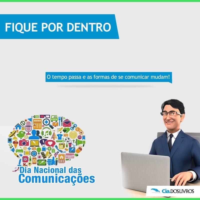 """#ProfHoraciocomenta que neste 05 de Maio é celebrado o Dia Nacional das Comunicações.   Essa  data foi escolhida em homenagem ao nascimento de Marechal Rondon, uma das principais figuras da difusão dos sistemas de comunicação no Brasil.  Por esse motivo, por vezes, a referida data é mencionada como """"Dia de Rondon"""".  Confira os títulos! -> http://profhorac.io/2n"""