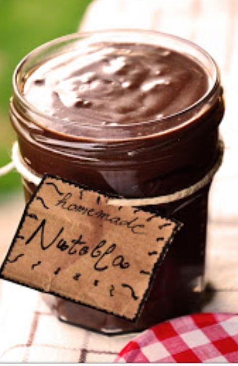 1 cup hazelnut spread in grams