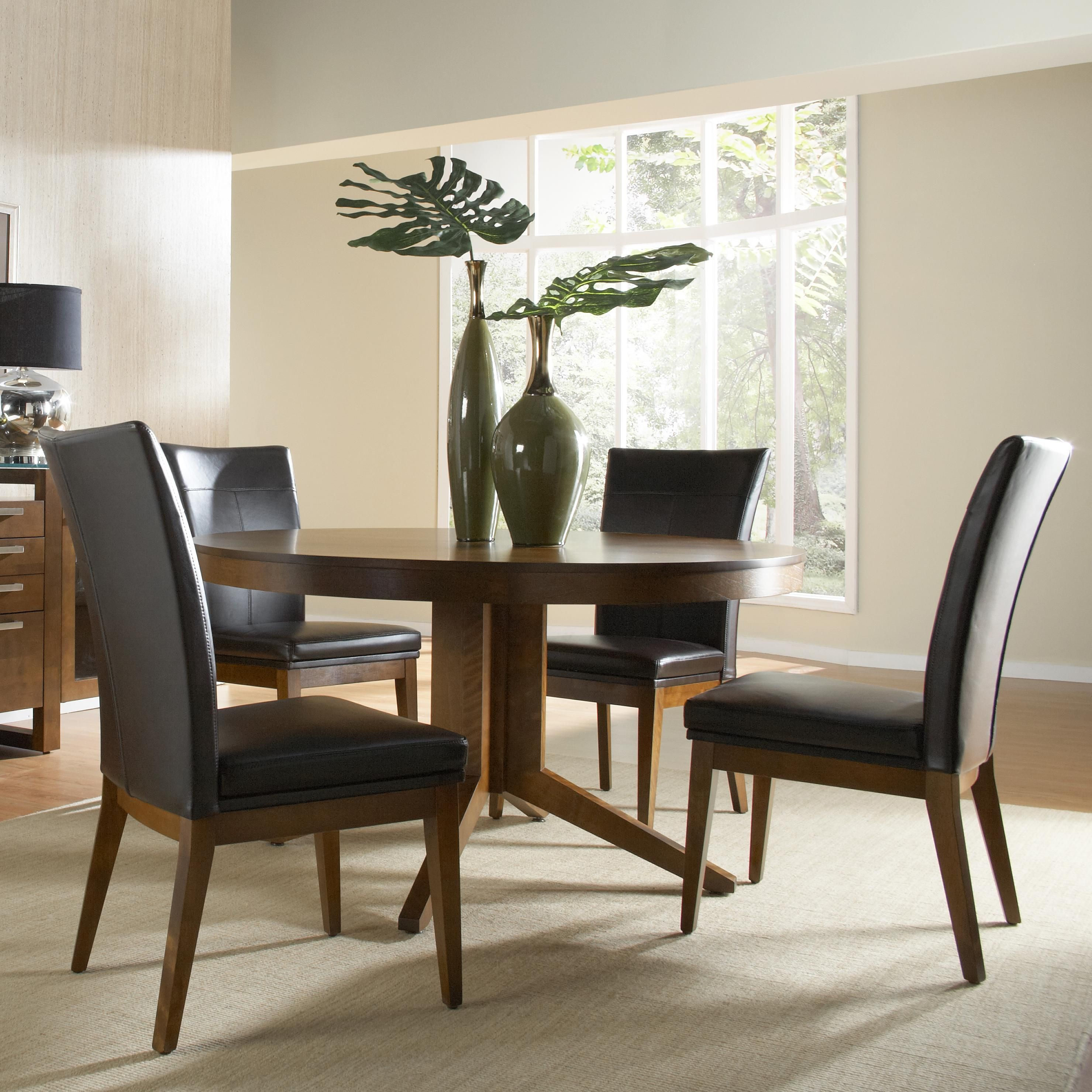 Dining Room Casual Dining Rooms Round Table And Chairs Kitchen Table Settings #rotmans #living #room #sets