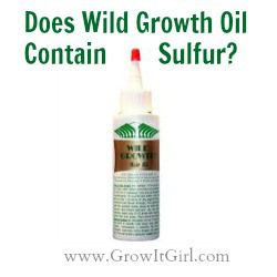 What Are Wild Growth Hair Oil Ingredients Wild Growth Hair Oil