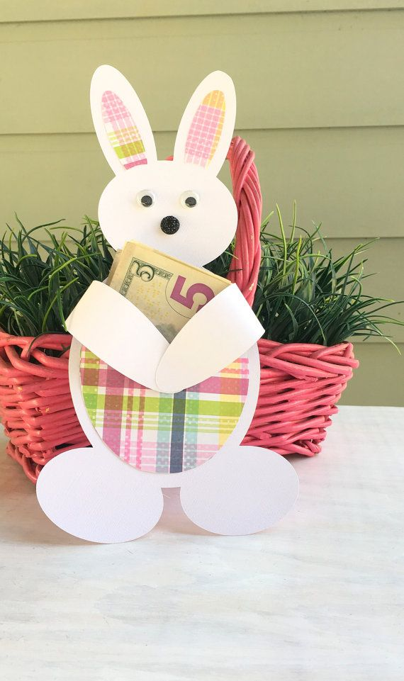 Easter bunny gift card holder 3 by hotwheelsandglueguns spring easter bunny gift card holder 3 by hotwheelsandglueguns negle Images