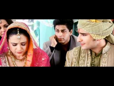 Image result for shahrukh preity kal ho na ho wedding