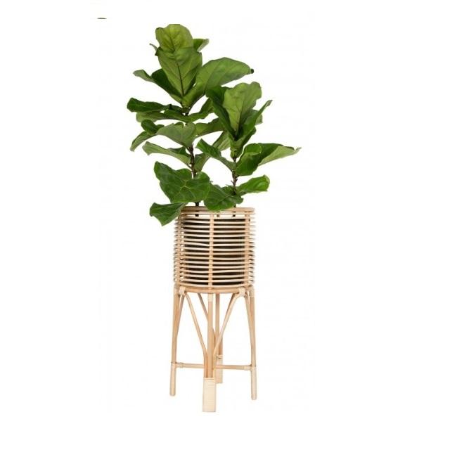 Natural Handmade Latest Model Rattan Planter Stand Vietnam Buy Planter Stand Planter With Stand Rattan Planter Product Rattan Planters Planter Stand Planters
