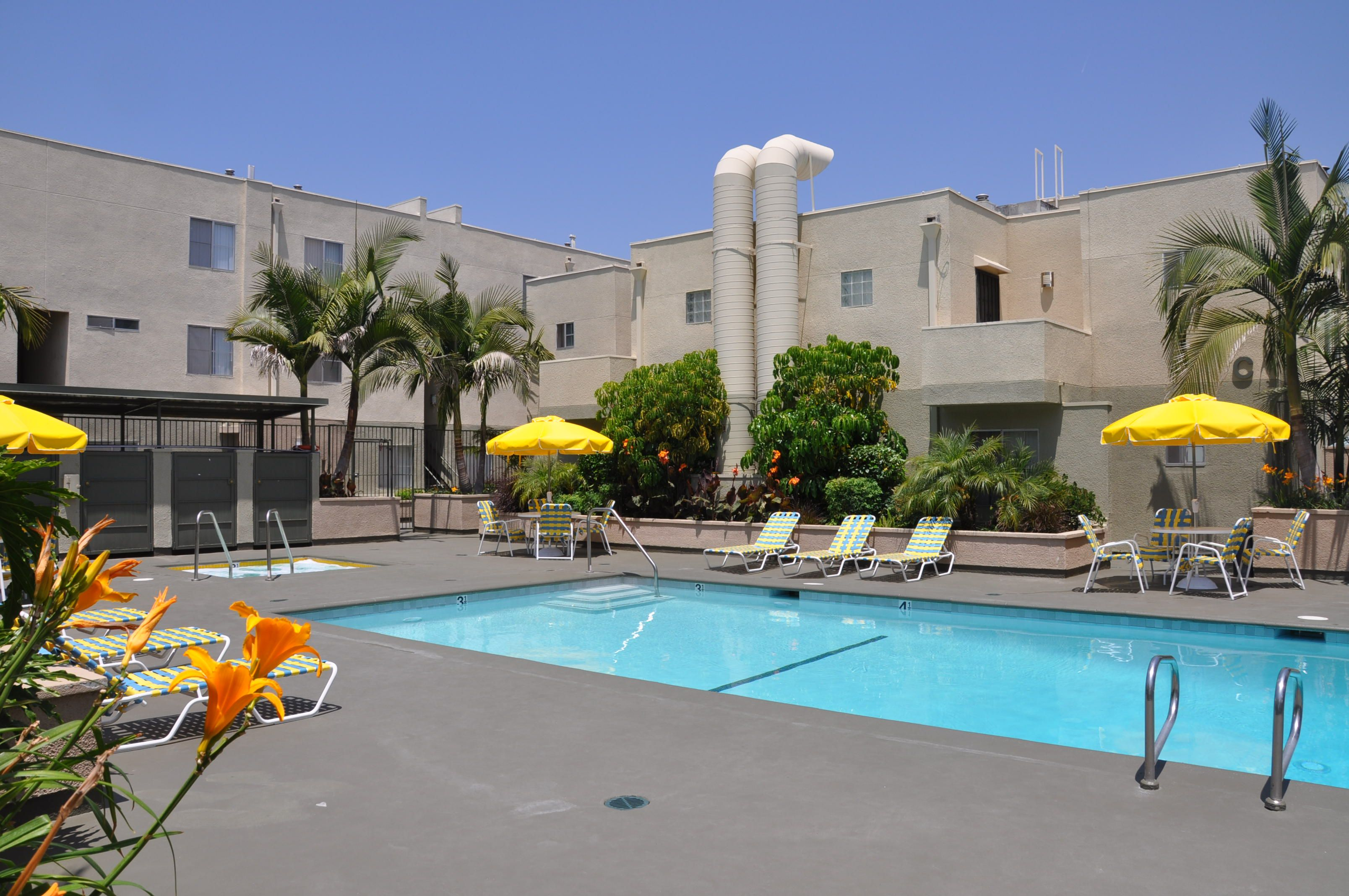 The Best Los Angeles Apartment Swimming Pools   NMS Apartments