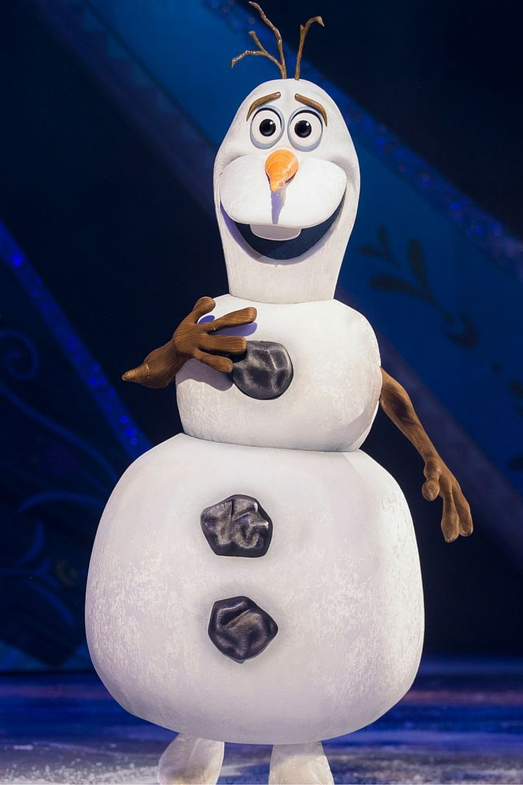 Disney On Ice Frozen Staples Center La California Disney