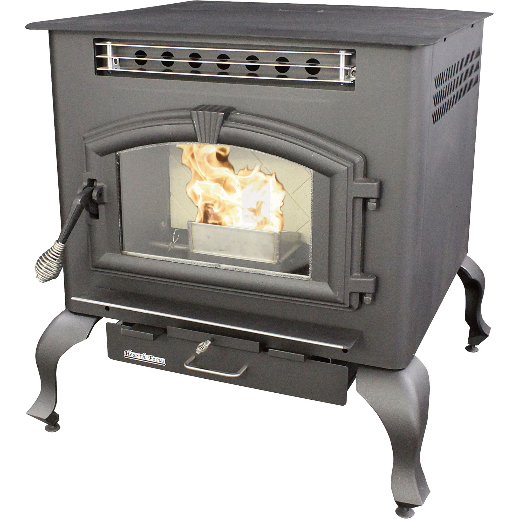 magnum baby countryside biomass corn wood pellet stove bc ac