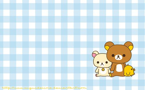 14 free rilakkuma wallpapers - paper kawaii paper kawaii