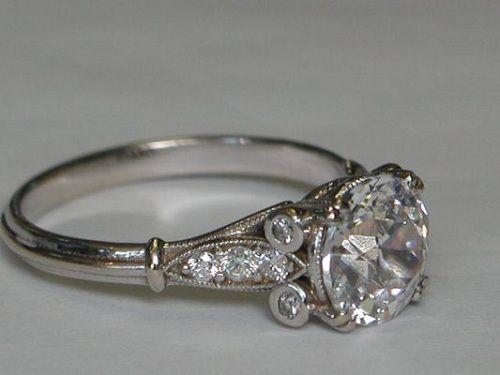 Edwardian Engagement Rings 2013 Edwardian Engagement Rings For