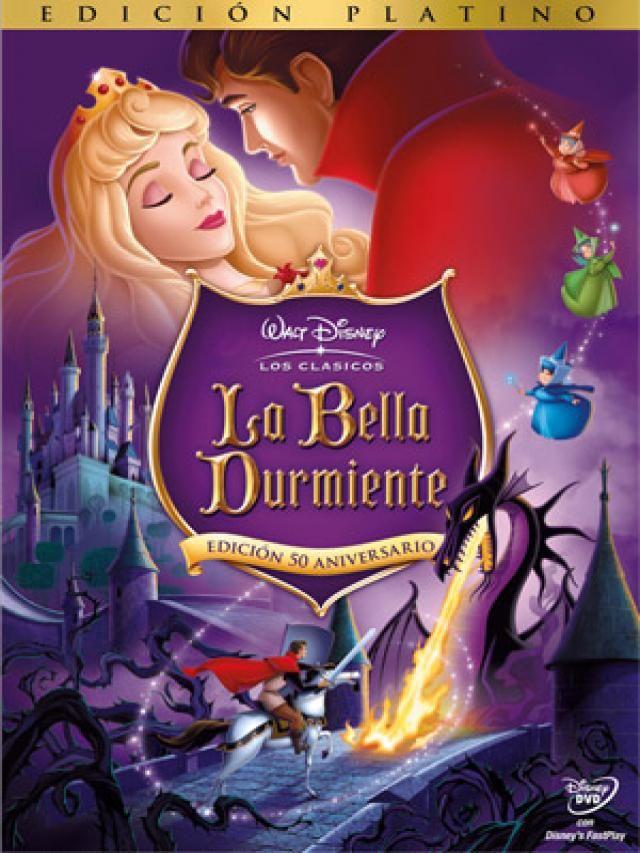 La Bella Durmiente Carteles De Películas De Disney Peliculas Infantiles De Disney Peliculas De Disney