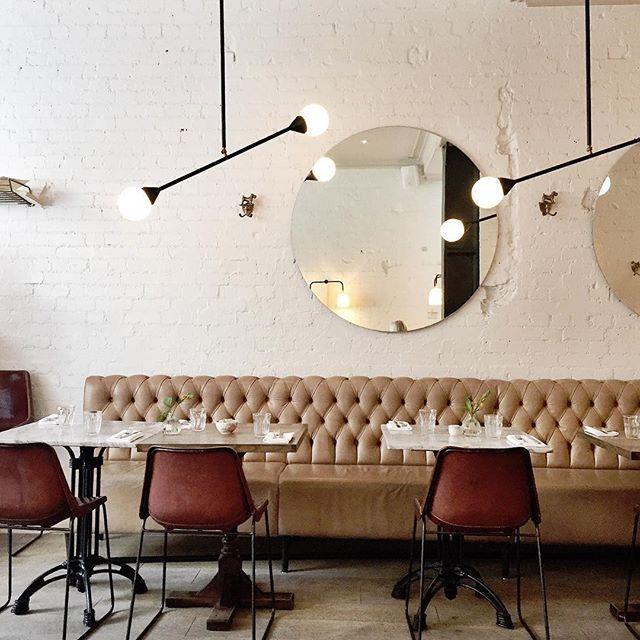 NAC, London Interiors Ideas Over Eggs And Mushrooms