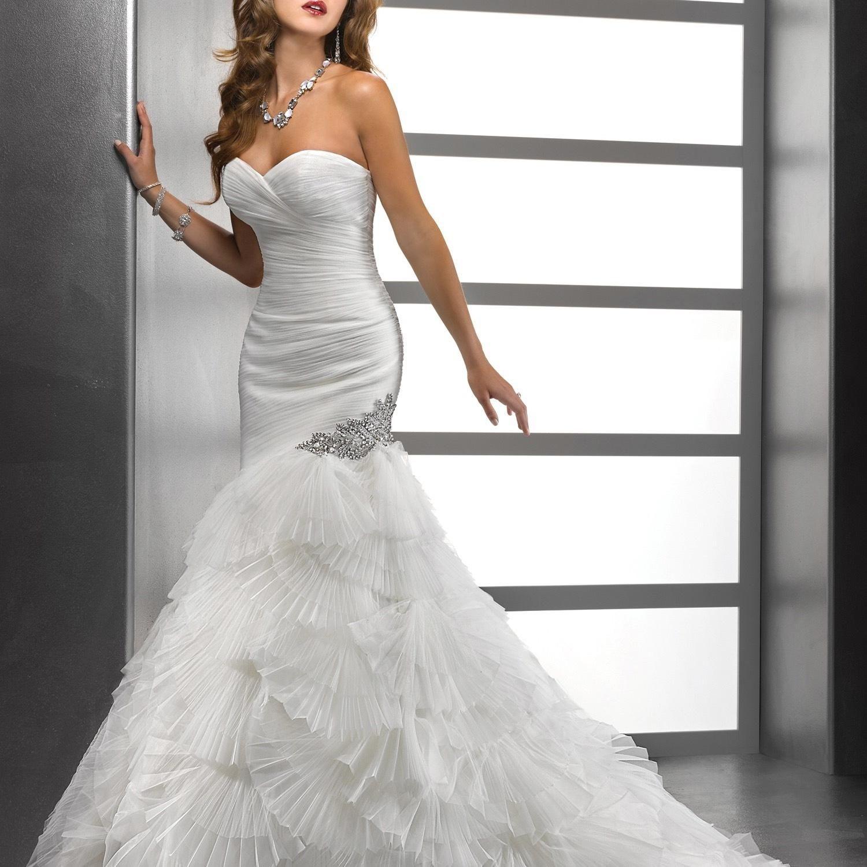 Sottero and Midgley Ivory Penelope Feminine Wedding Dress Size 20 ...
