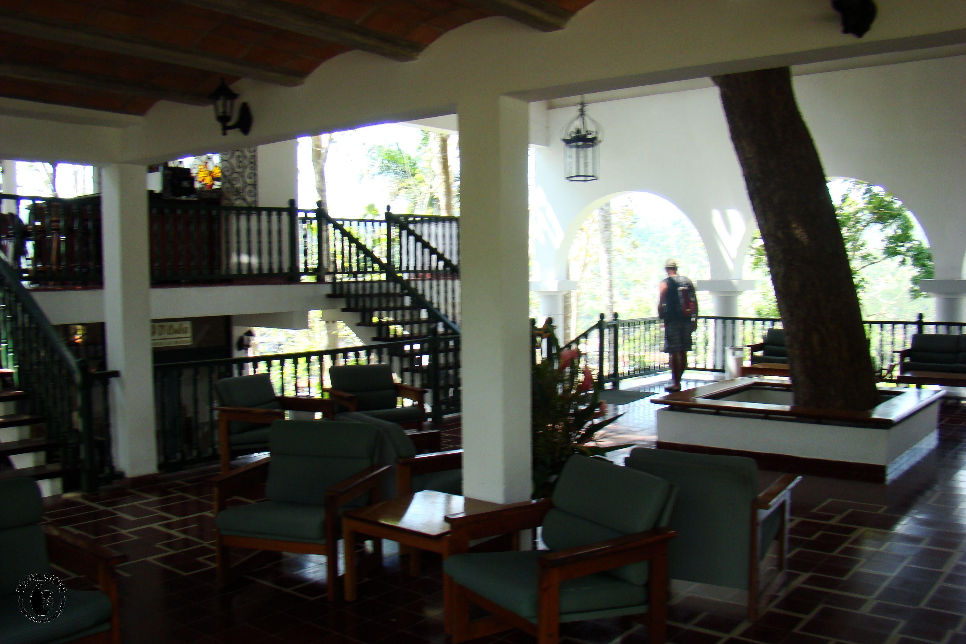 Lobby - Hotel Moka // Las Terrazas (Kuba)