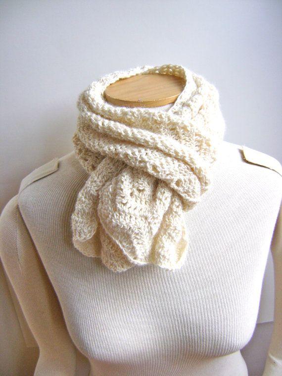 Pin de Mariana Aguilar en Crochet | Pinterest | Bufanda cuello ...