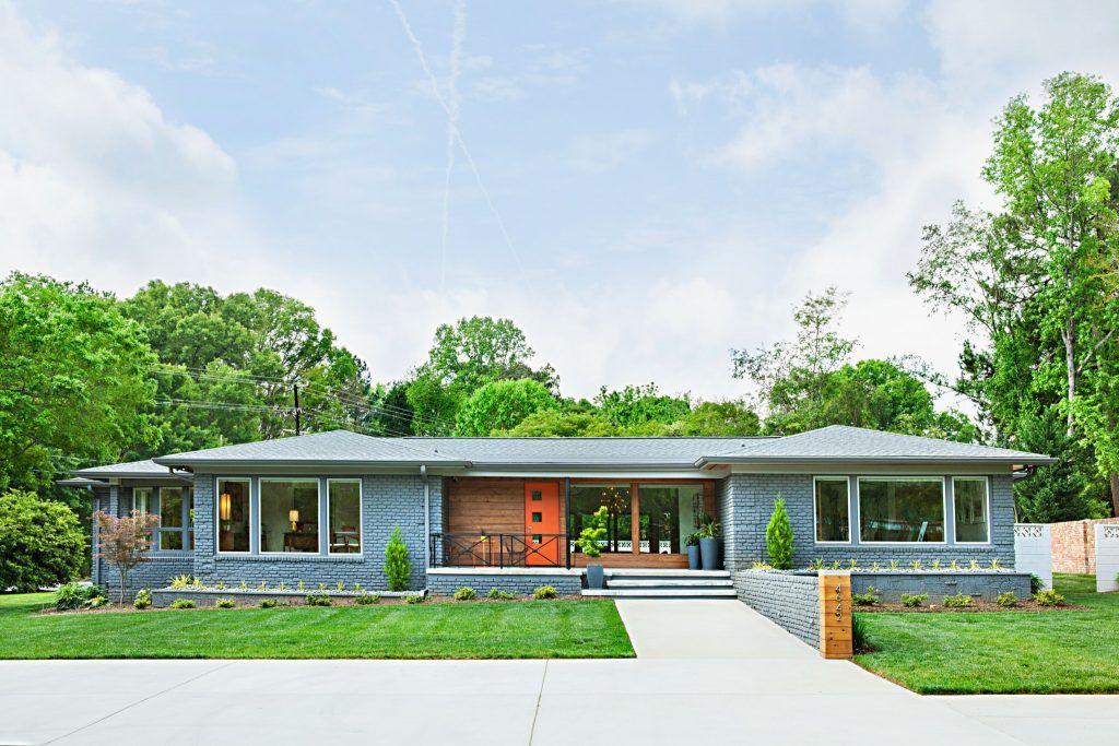 Mid Century Homes Style Modern Interior Design Decor Ideas Mid