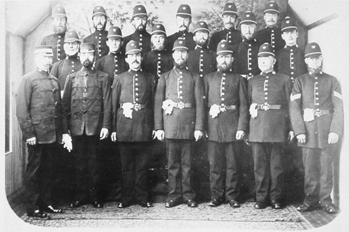 Kincardineshire Constabulary 1888 Police Force History Police