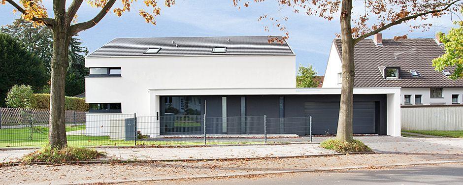 Bsp architekten b decker schulte partner bochumer architekten biuro haus einfamilienhaus - Bsp architekten ...
