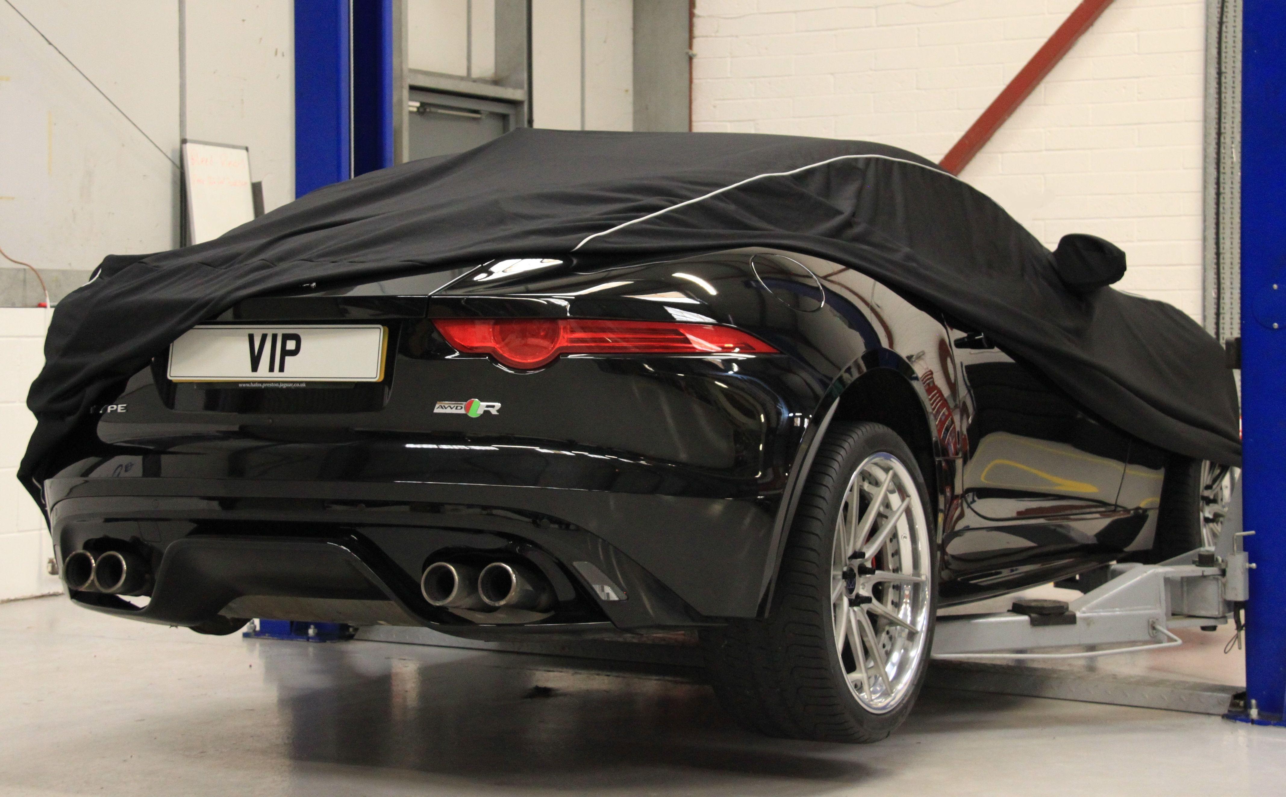 Vip Design Jaguar F Type 650bhp Project Predator Tuning Package