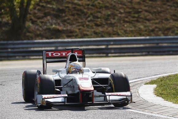 Blog Esportivo do Suíço: Arthur Pic vence na Hungria; Nasr termina na 7ª posição