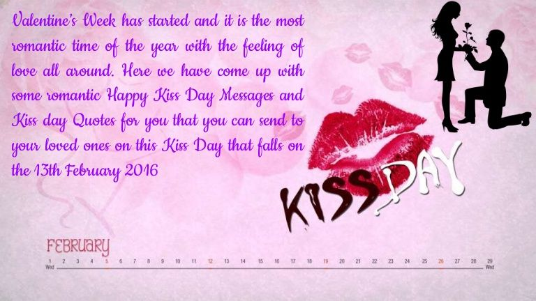 Happy Kiss Day Folks In Advance Celebrate Valentines Day Kiss Day