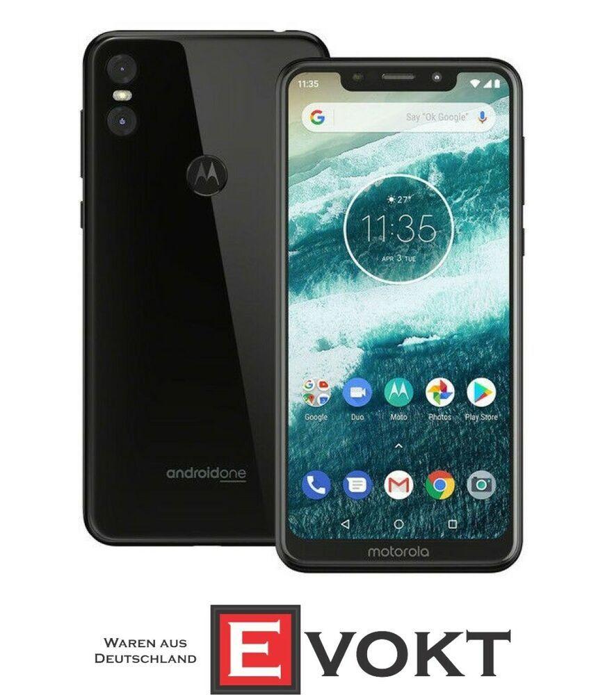 "NEW Motorola one (XT19414) 5.9 ""4GB / 64GB LTE Dual SIM"