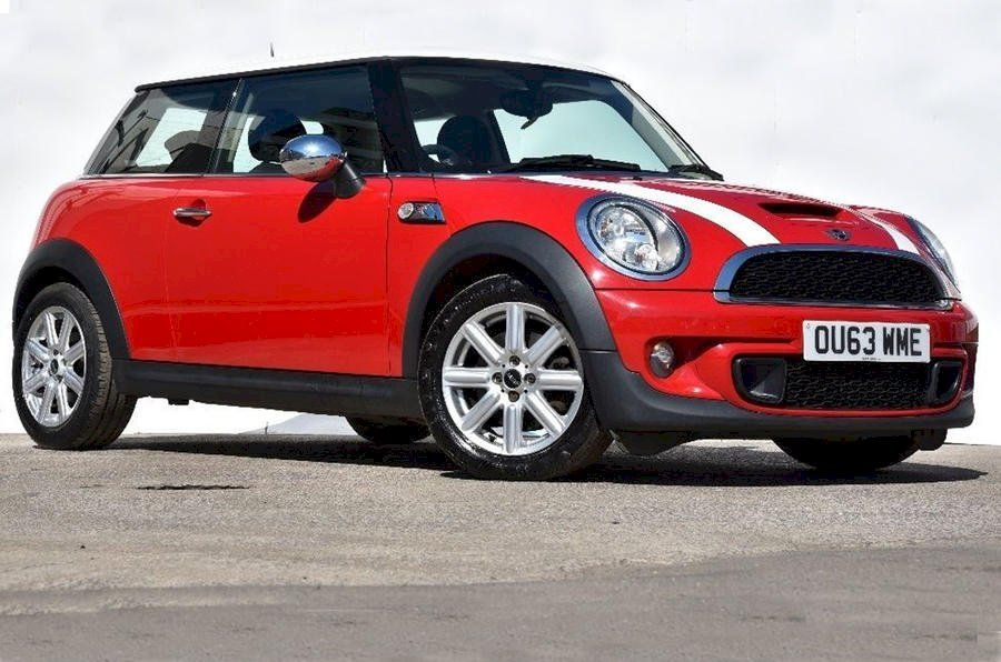 A Mini Cooper S Of The So Called R56 Generation That Ran From 2007