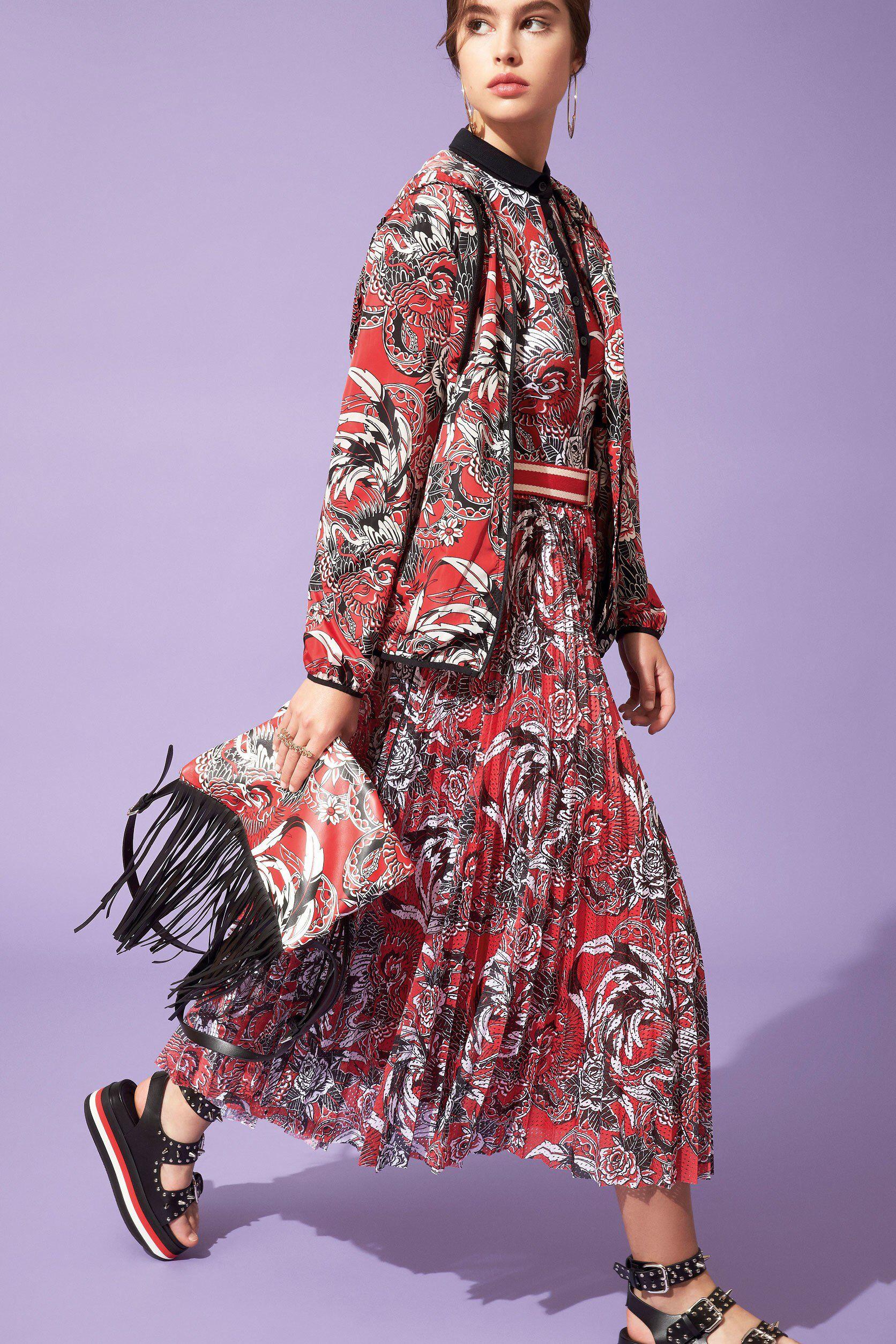RED Valentino SpringSummer 2019 Collection – New York Fashion Week RED Valentino SpringSummer 2019 Collection – New York Fashion Week new picture