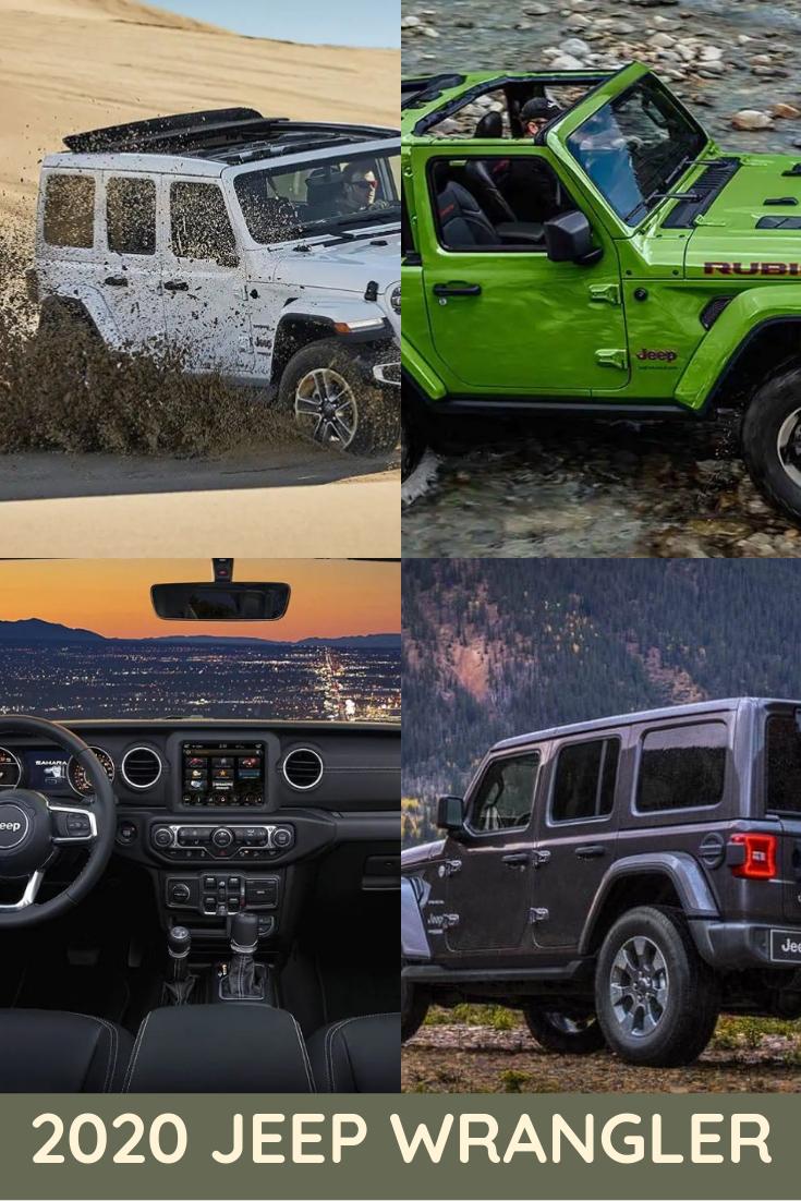 2020 Jeep Wrangler Engine Interior Specs Release Date Jeep