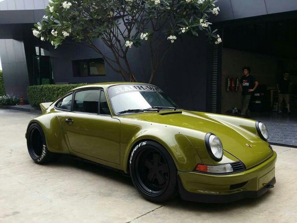 31dea97f 964 | RWB | Porsche | 1973 porsche 911, Porsche 964, Vintage porsche