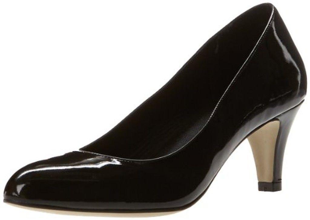 22114, Ballerines Femme, Noir (Black), 35 EUTamaris