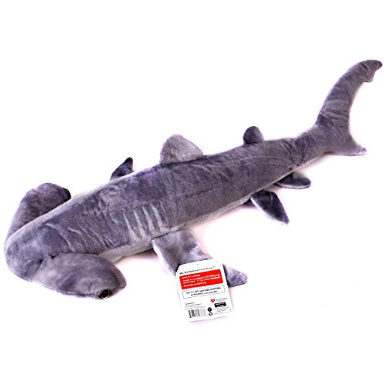 Mc The Hammerhead Shark Over 2 1 2 Foot Long Large Hammerhead