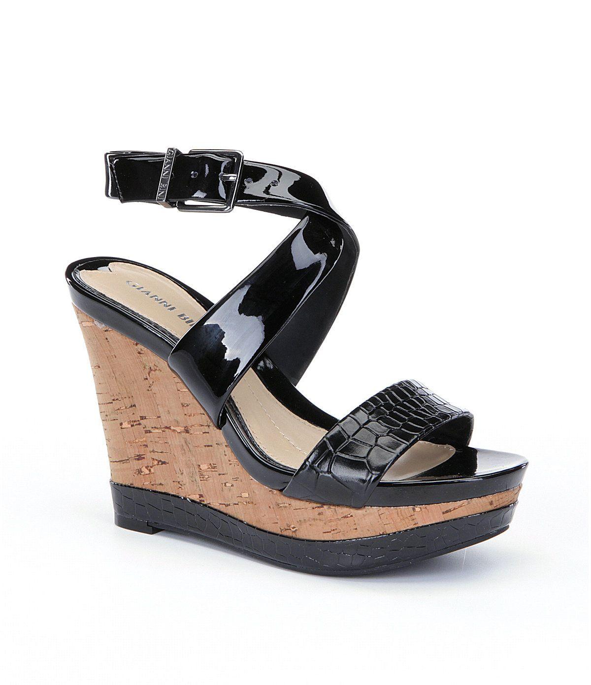 88ed3ff8fbfe Gianni Bini Korah Espadrille Wedge Sandals