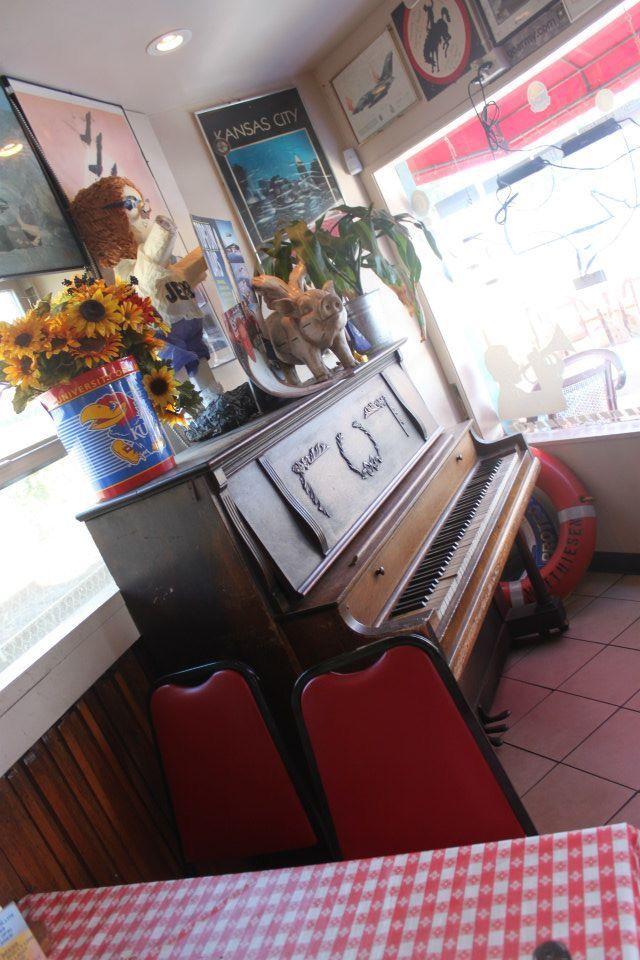 San Diego, The Kansas City Bar, Piano Scene (song Great Balls Of Fire · Top  GunKansas ...