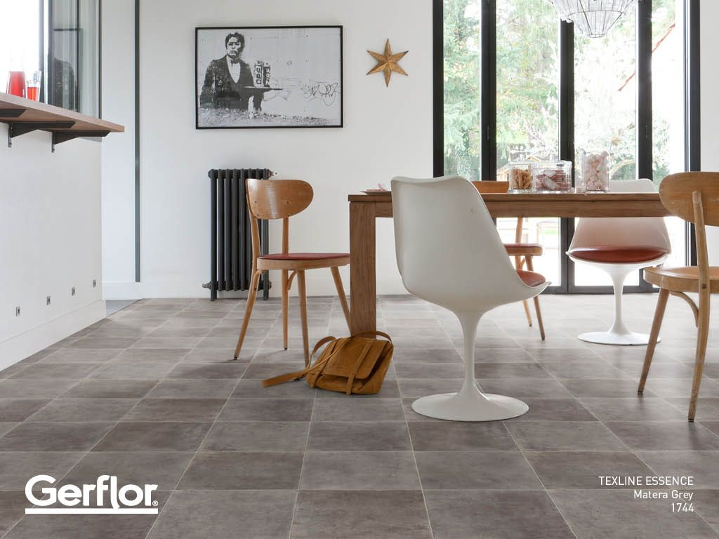 Parquet Piece A Vivre Texline Essence Matera Grey Texline By Gerflor House