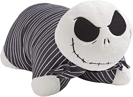 Pillow Pets Jack Skellington Plush - The Nightmare Before Christmas Pillow