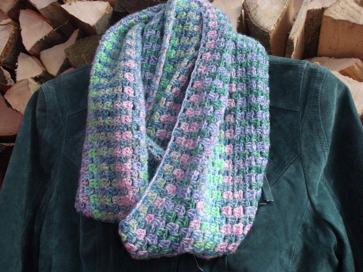 Loop Aus Sockenwolle Handarbeit Pinterest Knit Crochet