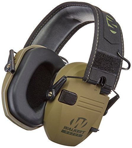 350062fe6e4 Walker's Razor Slim Electronic Muff - Flat Dark Earth. Discounted Walker's  Razor Slim Electronic Hearing Protection ...