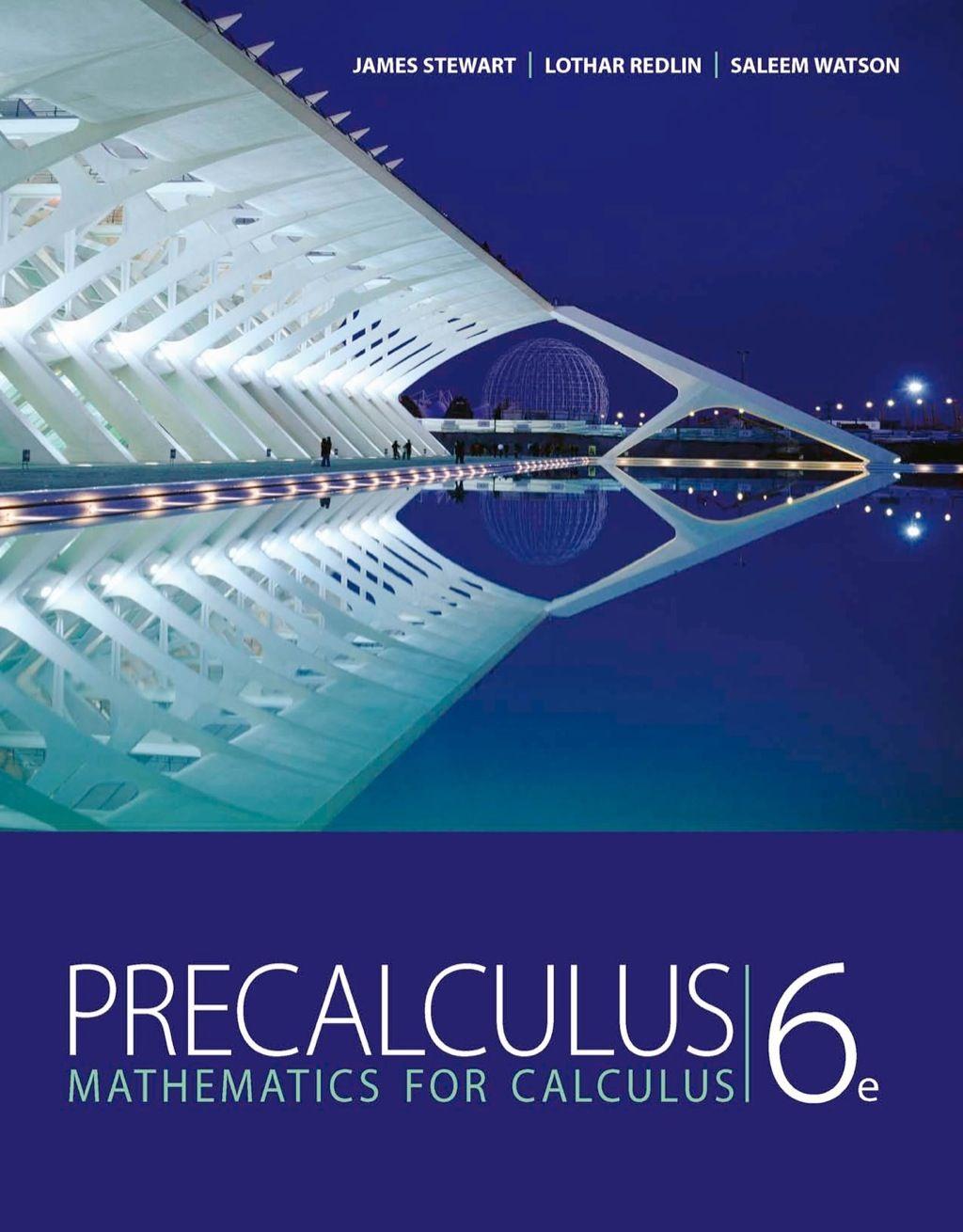Precalculus Mathematics For Calculus EBook Rental In 2019