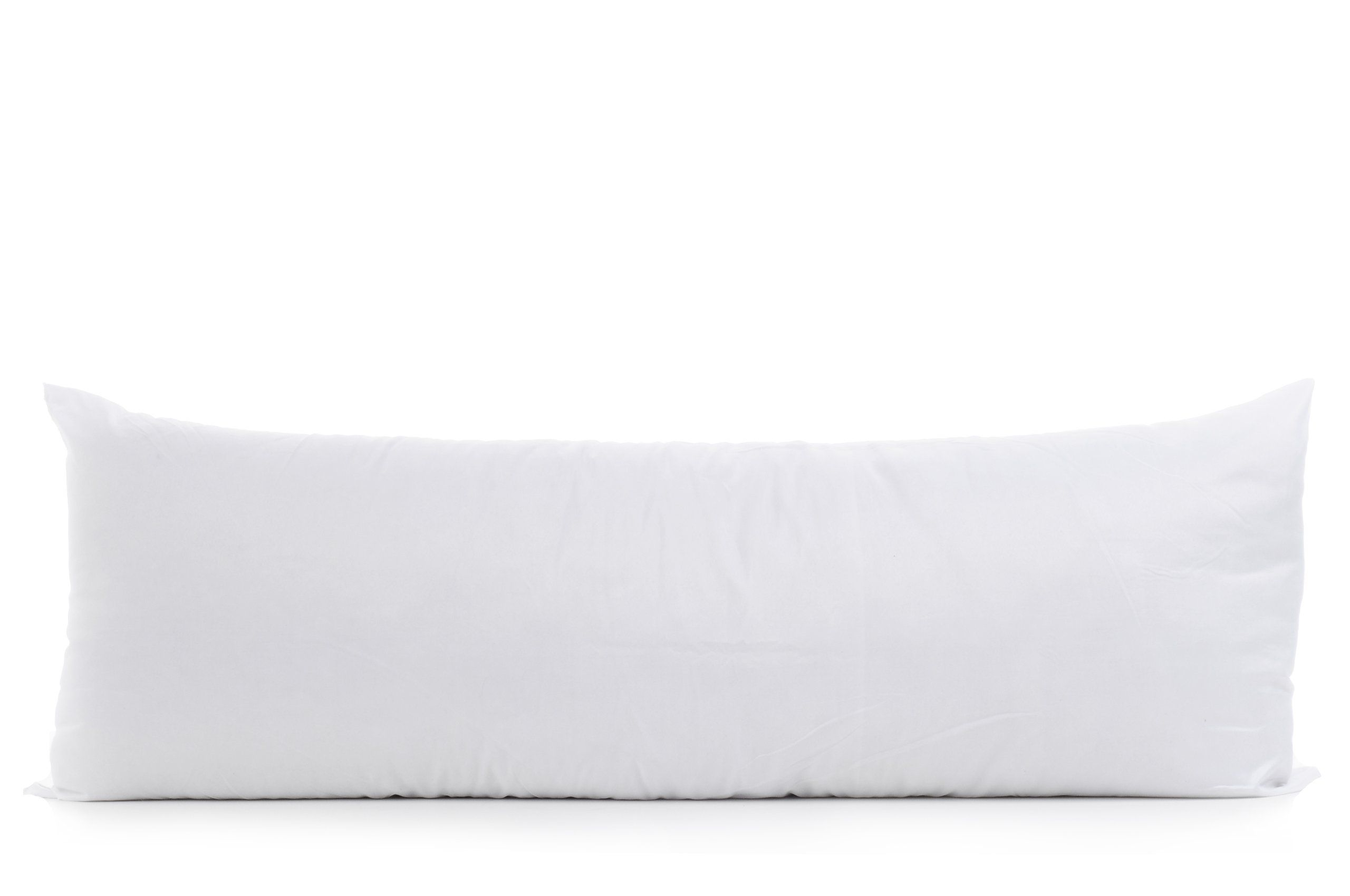 Amazon Com Dreamland Body Pillow White Hypoallergenic Body Pillow Made In Usa Body Pillow Bed Pillows Pillows