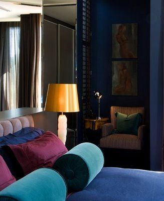 . Jewel Tone Bedroom   moody jewel tone bedroom   Decor ideas   Jewel