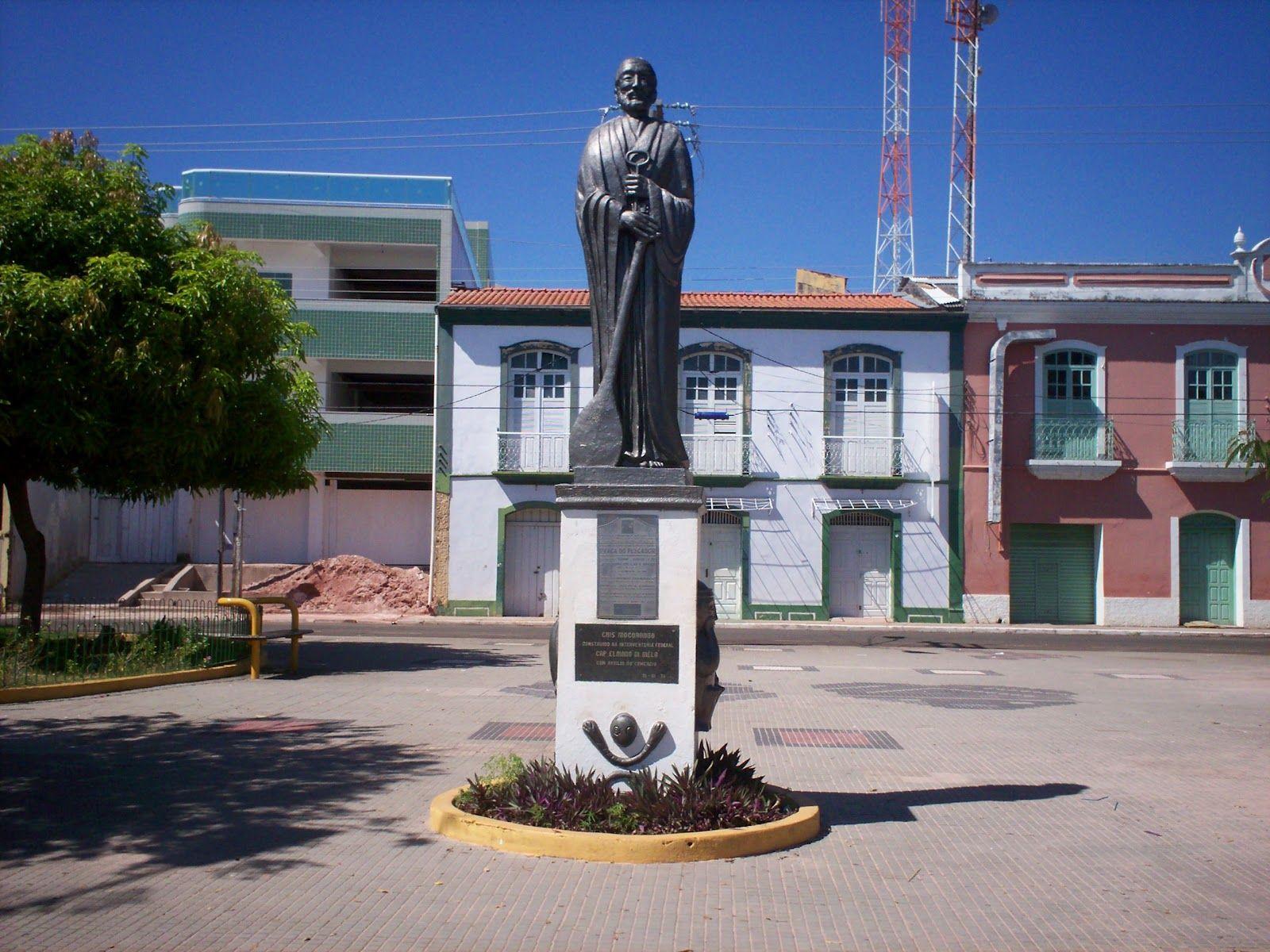 Santarém, Pará, Brasil - Praça do Pescador