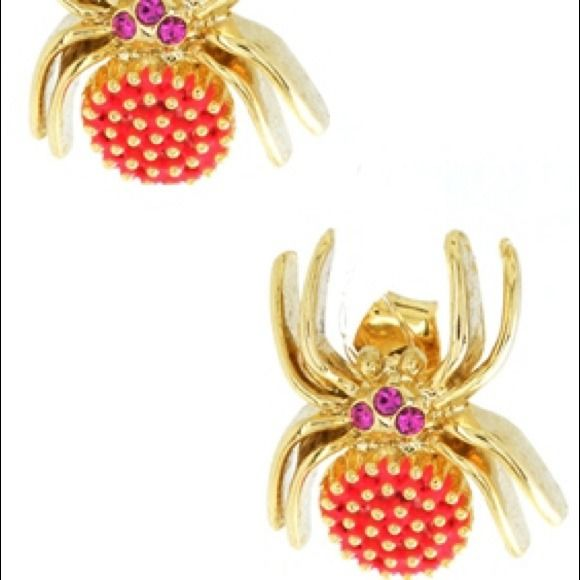 Brand new fashion Spider earring Small but fancy spider earrings Accessories