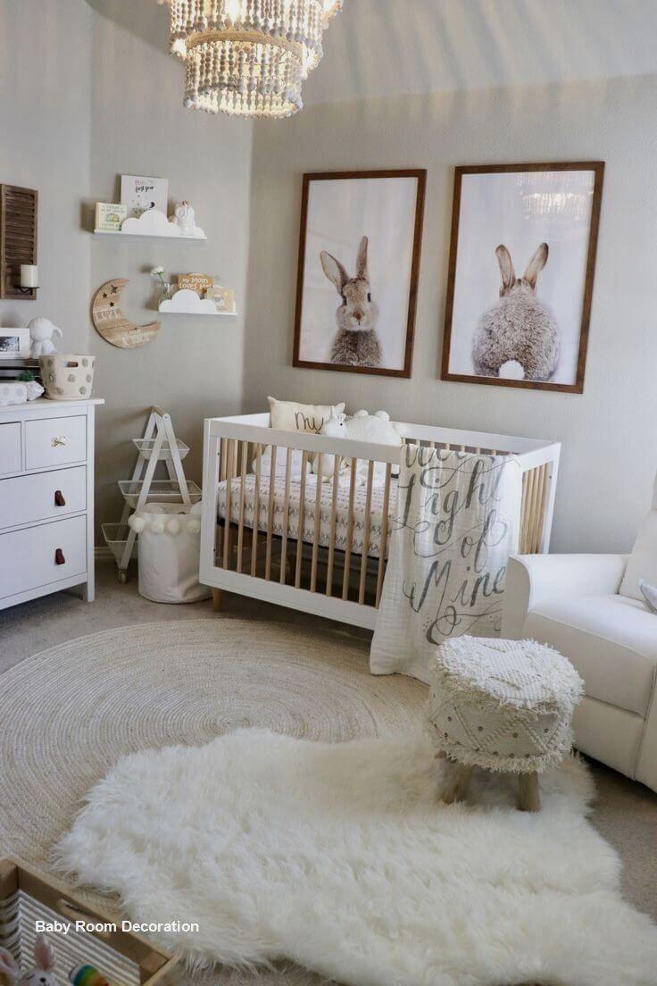 New Baby Room Decoration Ideas in 21  Baby room decor, Nursery