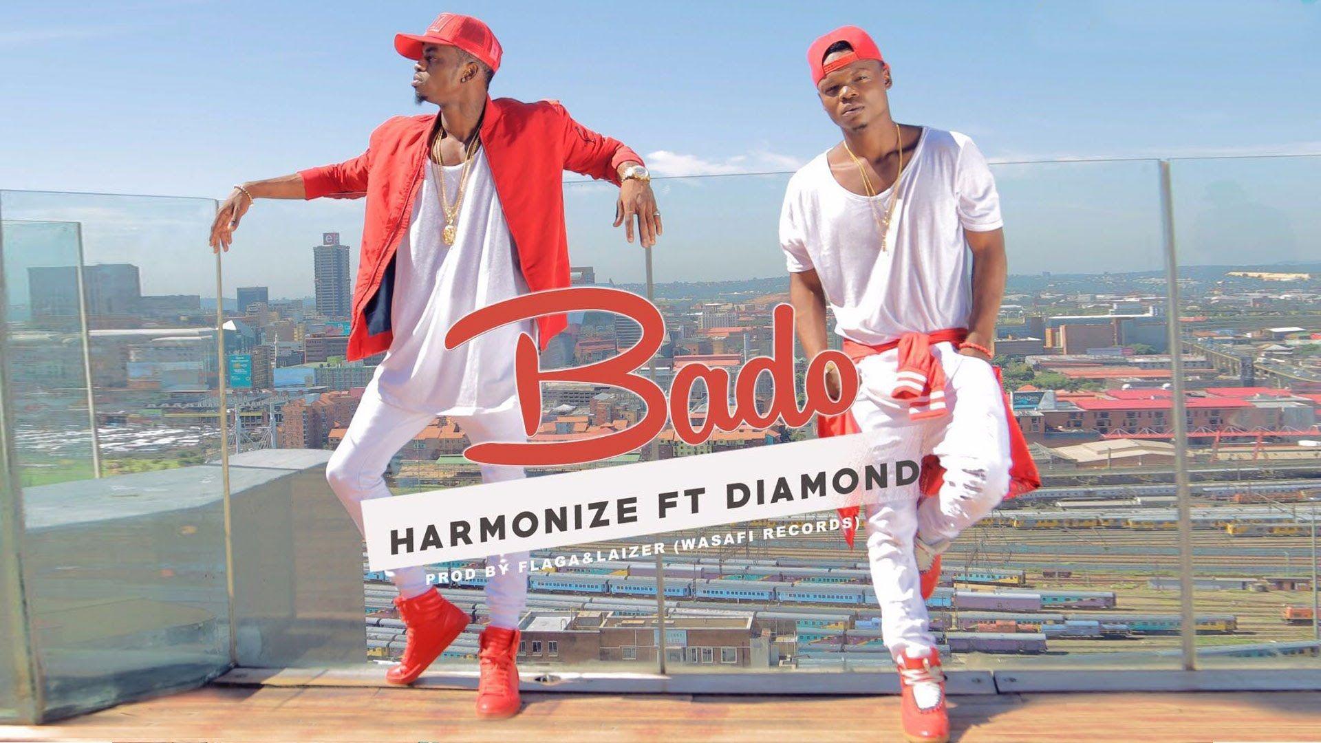 Harmonize Ft Diamond Platnumz Bado Youtube Videos Music Video