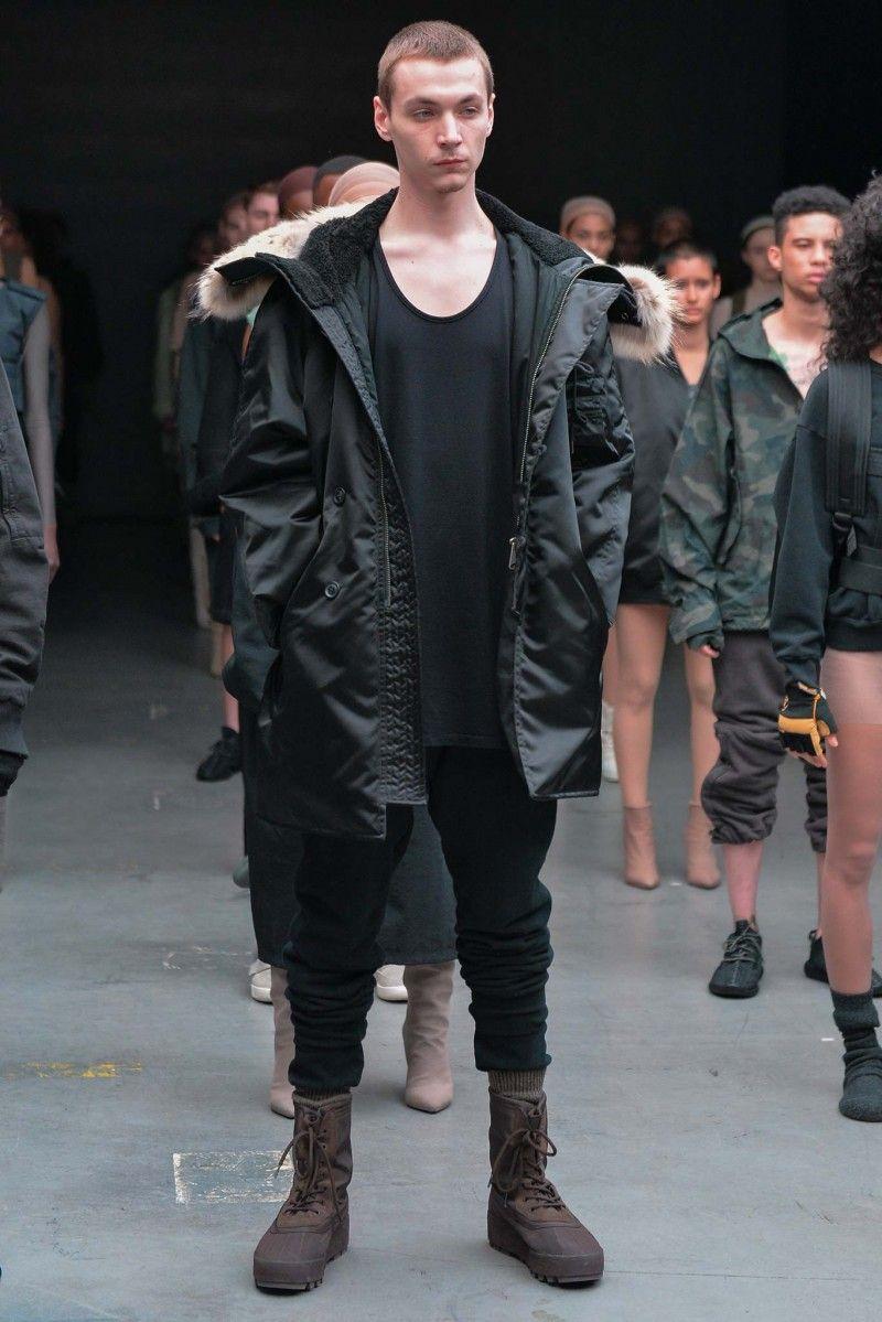 84cfb396b75 Kanye West Adidas Collaboration   Yeezy Season 1  Collection