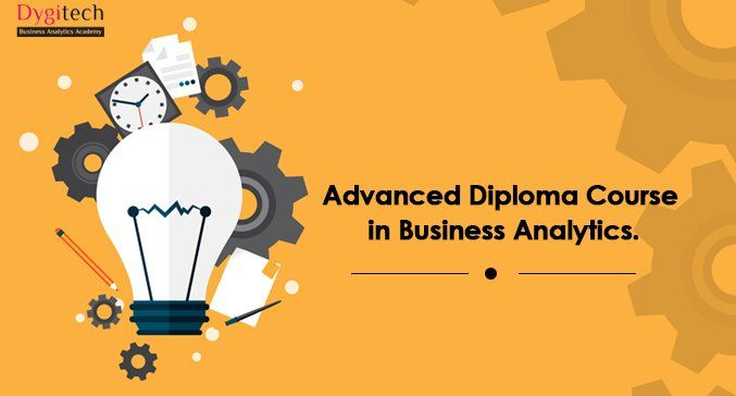 Advanced Certificate Program in Business Analytics For Young ...