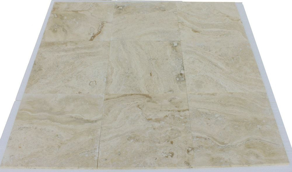 Travertine Tiles Honed And Filled Philadelphia Standard 18x18