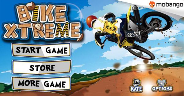 Bike Xtreme The World S No 1 Side Scrolling Racing Game Is Here